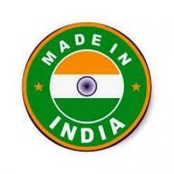 COUNTRY OF ORIGIN - INDIA